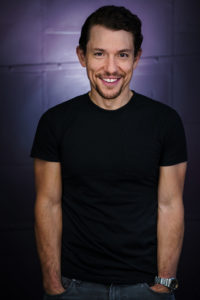 Miguel Cervantes will perform hits from Hamilton during our free webinar.