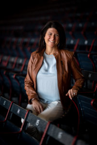 Amy Waryas, Chief Human Resources Officer, Boston Red Sox